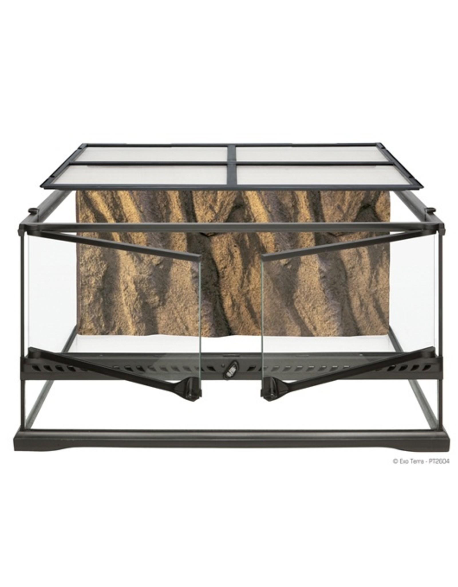 Exo Terra EXO TERRA All Glass Terrarium LOW