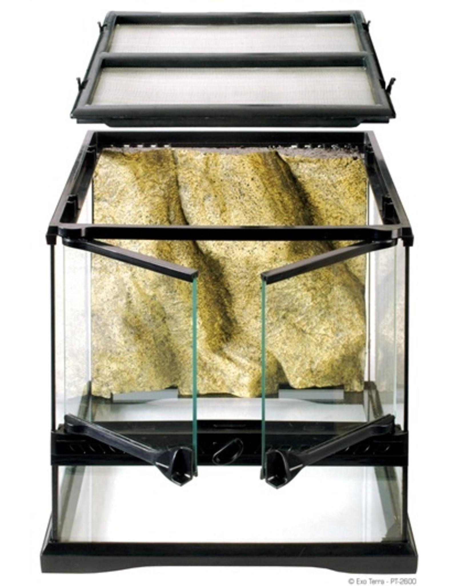 Exo Terra EXO TERRA All Glass Terrarium WIDE