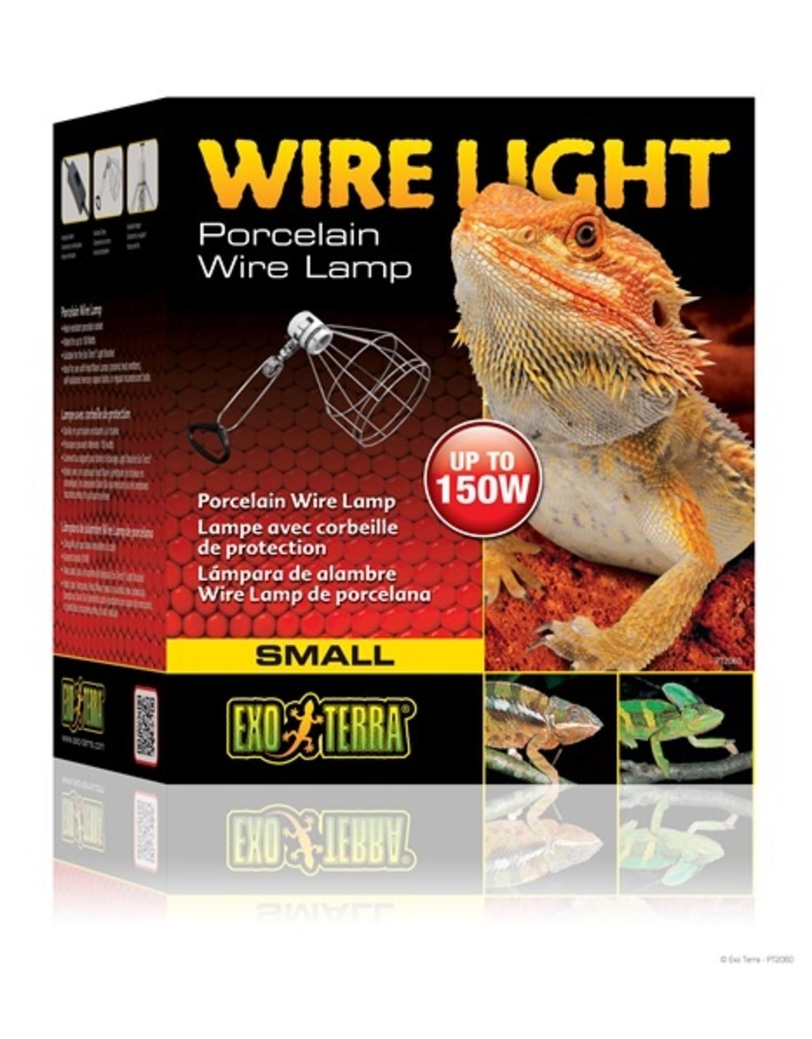 Exo Terra EXO TERRA Porcelain Wire Lamp