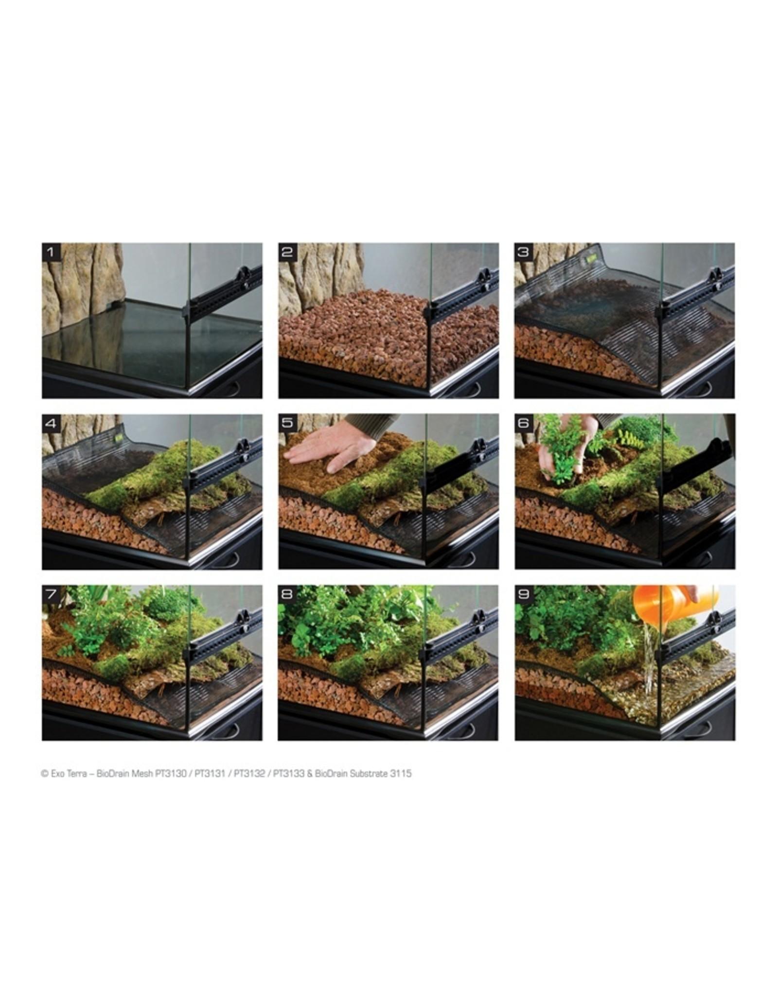 Exo Terra EXO TERRA BioDrain Terrarium Substrate 2kg