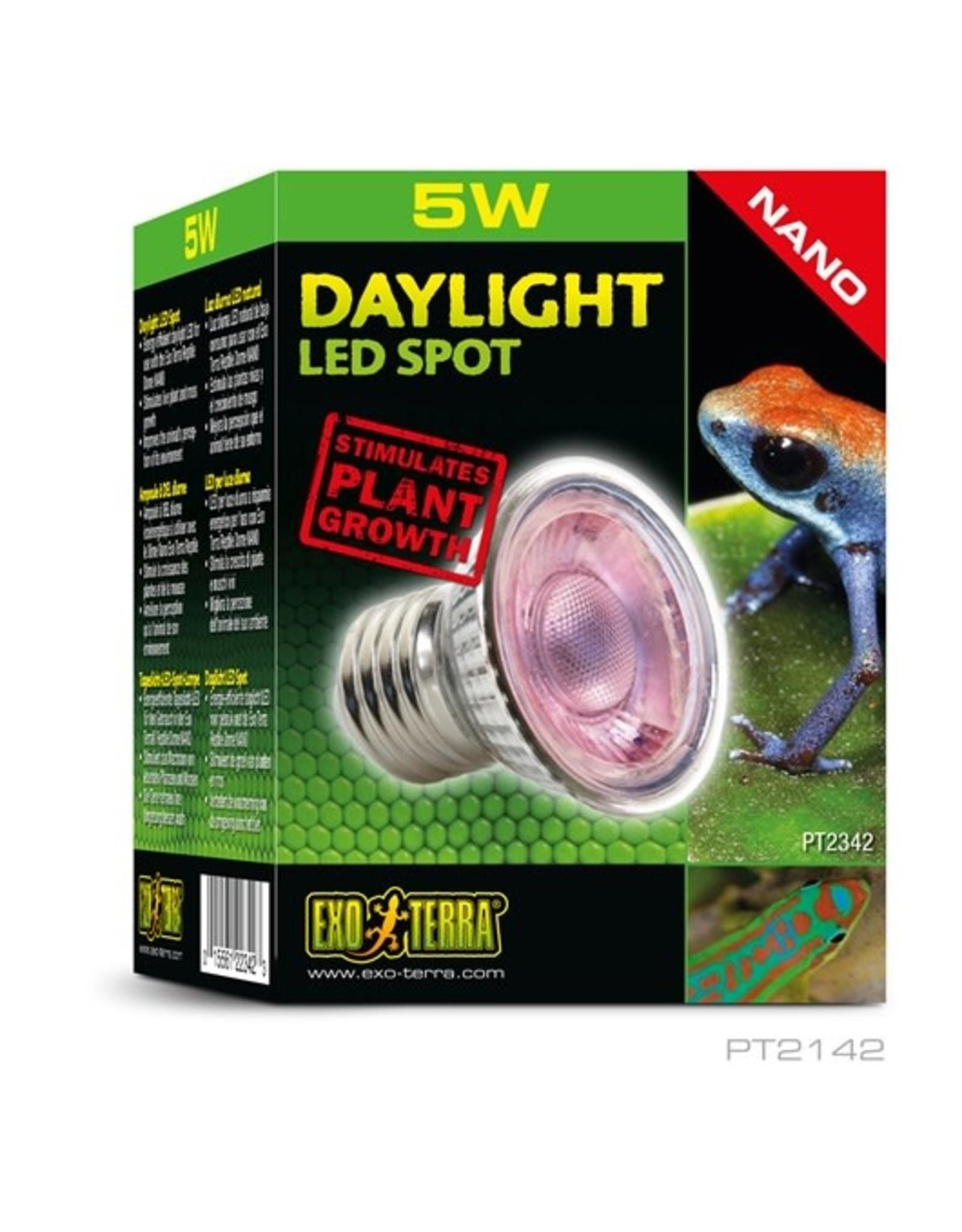Exo Terra EXO TERRA Daylight Basking Spot LED 5 Watt Nano