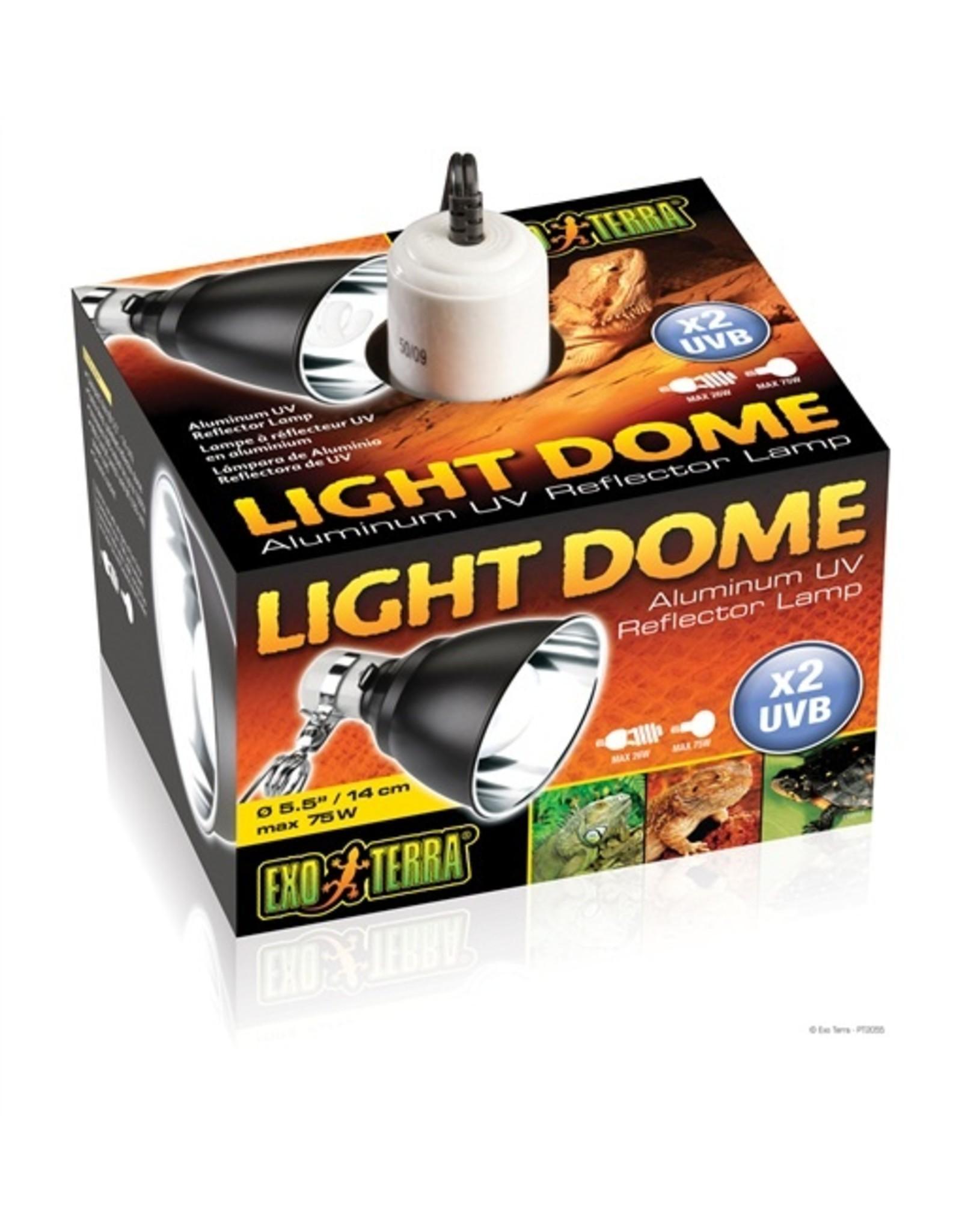 Exo Terra EXO TERRA Dome Lighting Fixture