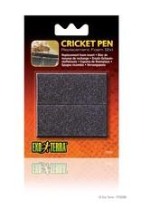 Exo Terra EXO TERRA Replacement Sponge f/ Cricket Den 2 Pack