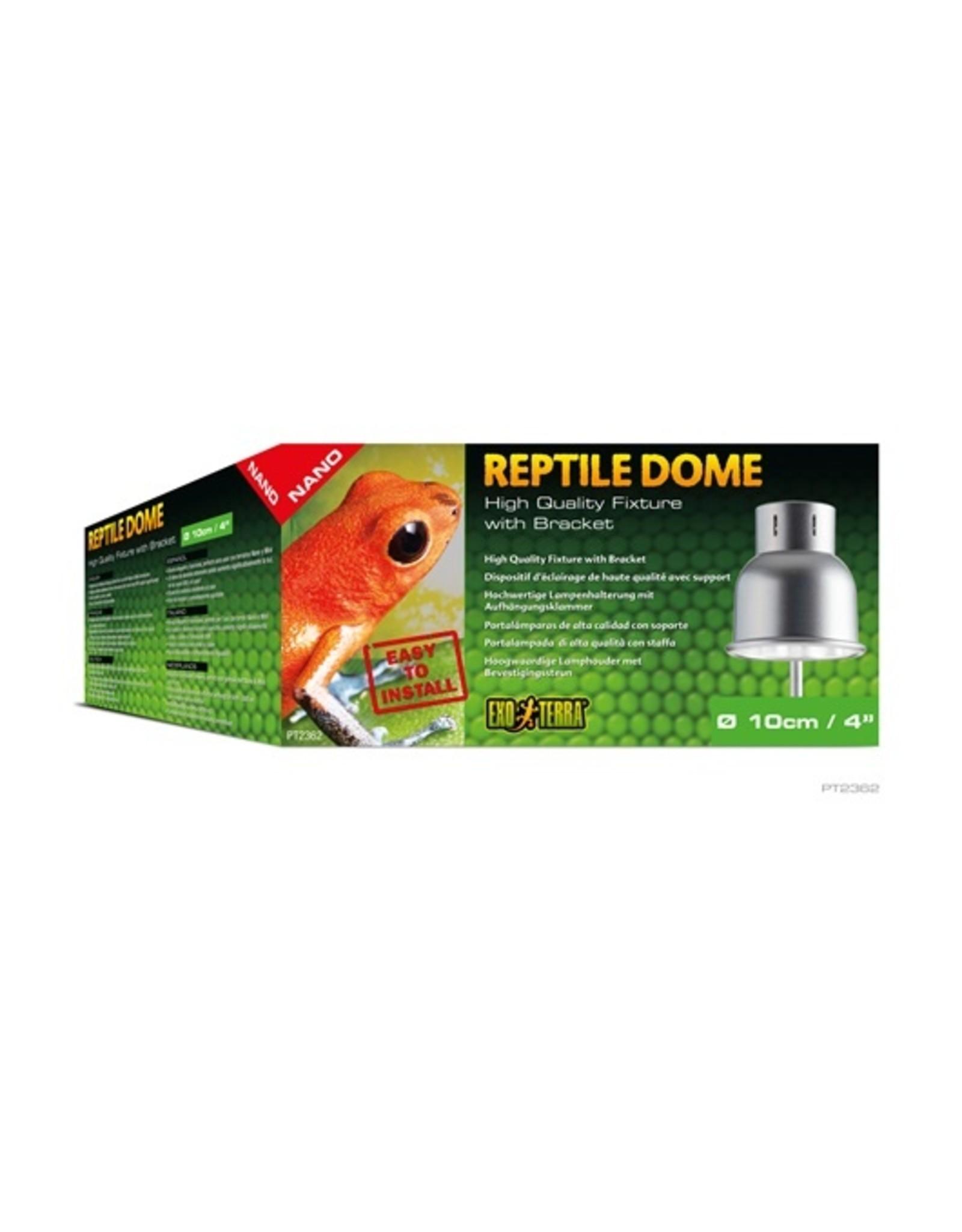 Exo Terra EXO TERRA Reptile Dome Fixture w/Bracket Nano