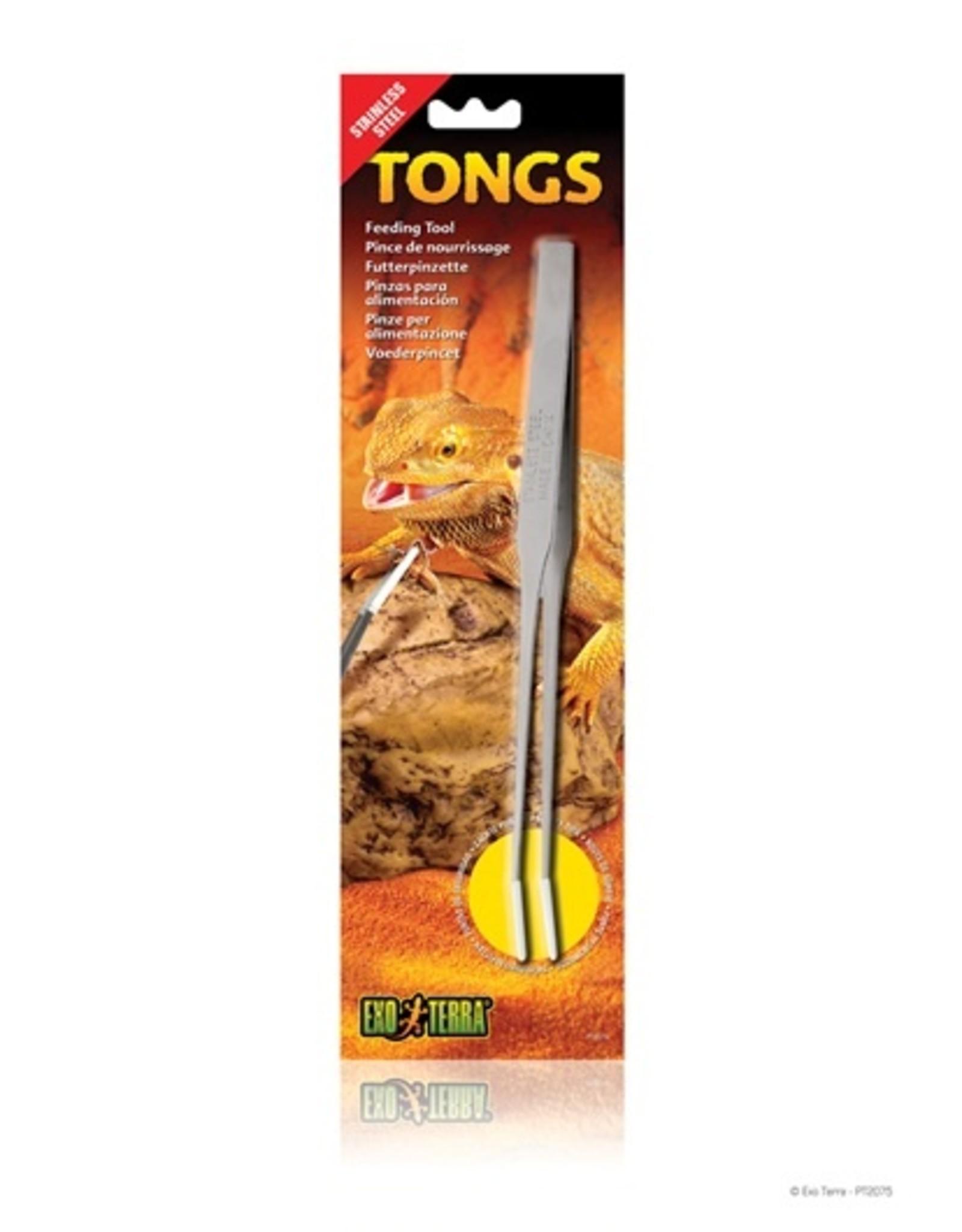 Exo Terra EXO TERRA Tongs - Feeding Tool