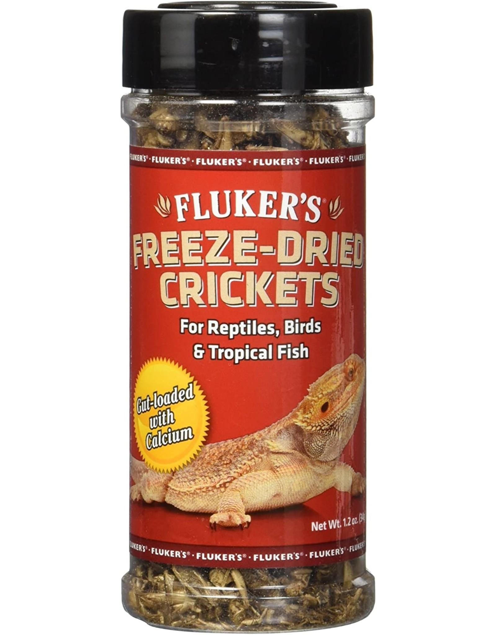 Fluker's FLUKER'S Freeze Dried Crickets 1.2oz