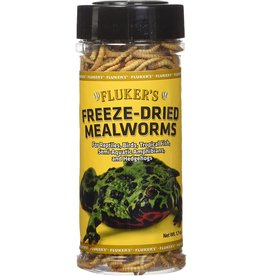 Fluker's FLUKER'S Freeze Dried Mealworms 1.7oz