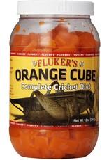 Fluker's FLUKER'S Orange Cube Complete Cricket Diet