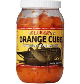 Fluker's FLUKER'S Orange Cube Complete Cricket Diet