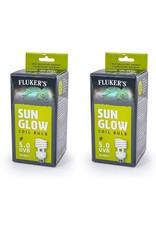 Fluker's FLUKER'S Sun Glow Coil Bulb 5.0 UVB 26W