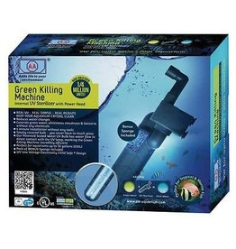 Green Killing Machine UV Sterilizer