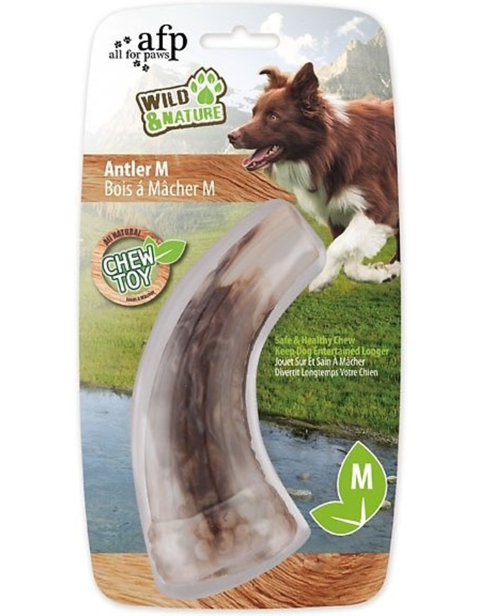 ALL FOR PAWS Antler Chew