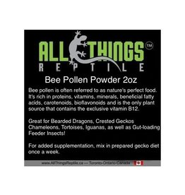All Things Reptiles ALL THINGS REPTILE Bee Pollen Powder 2oz.