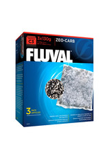 Fluval FLUVAL Zeo-Carb Replacement 3 Pack