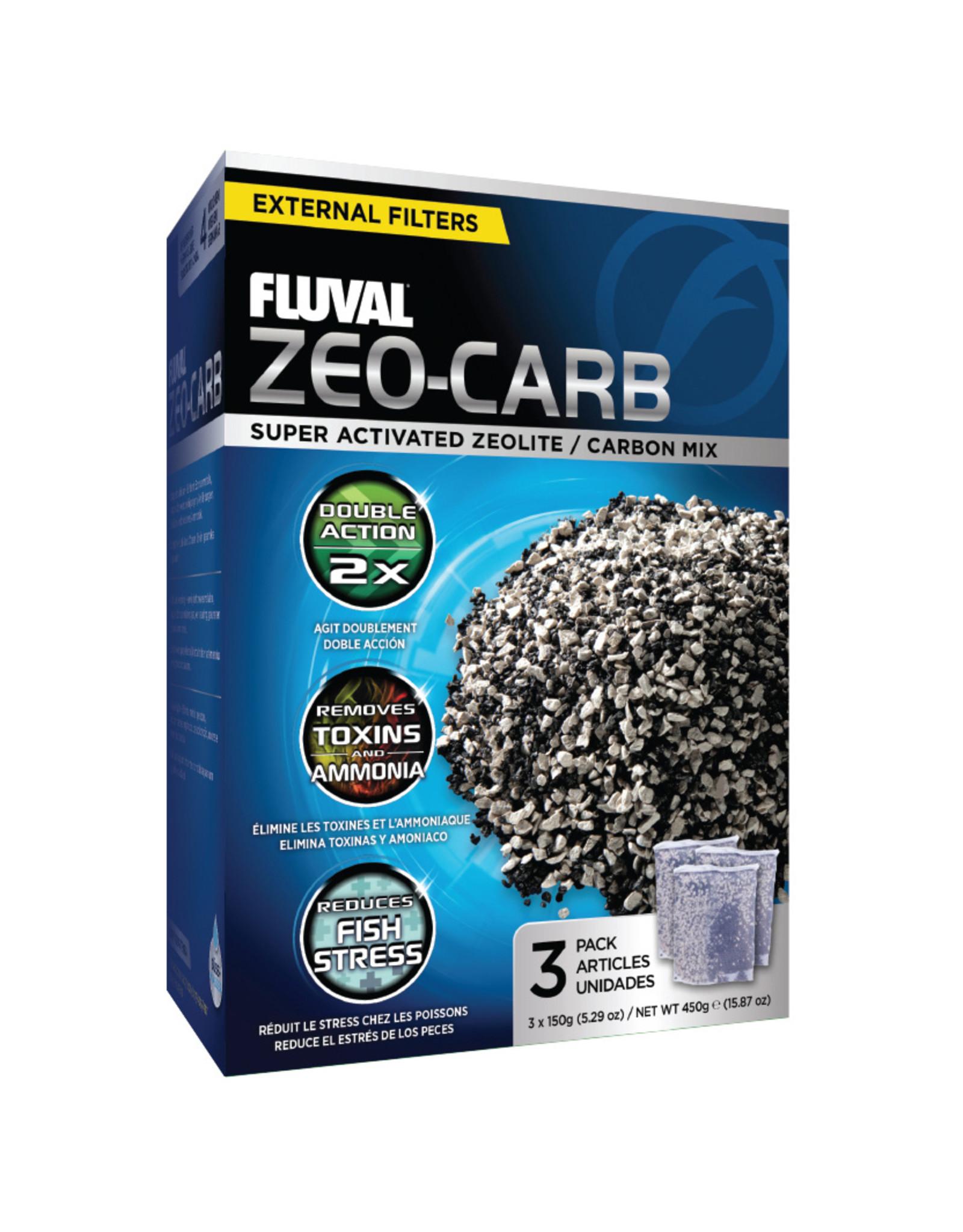 Fluval FLUVAL Zeo-Carb
