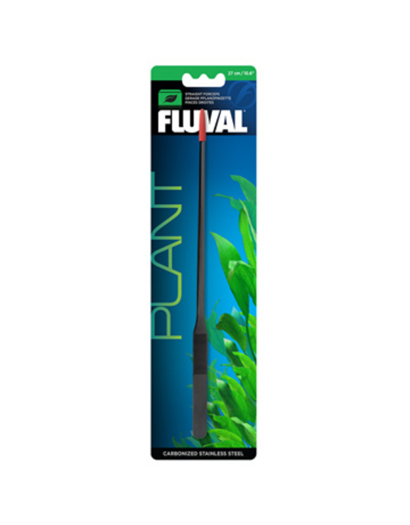 """Fluval FLUVAL Straight Forceps 27cm/10.6"""""""