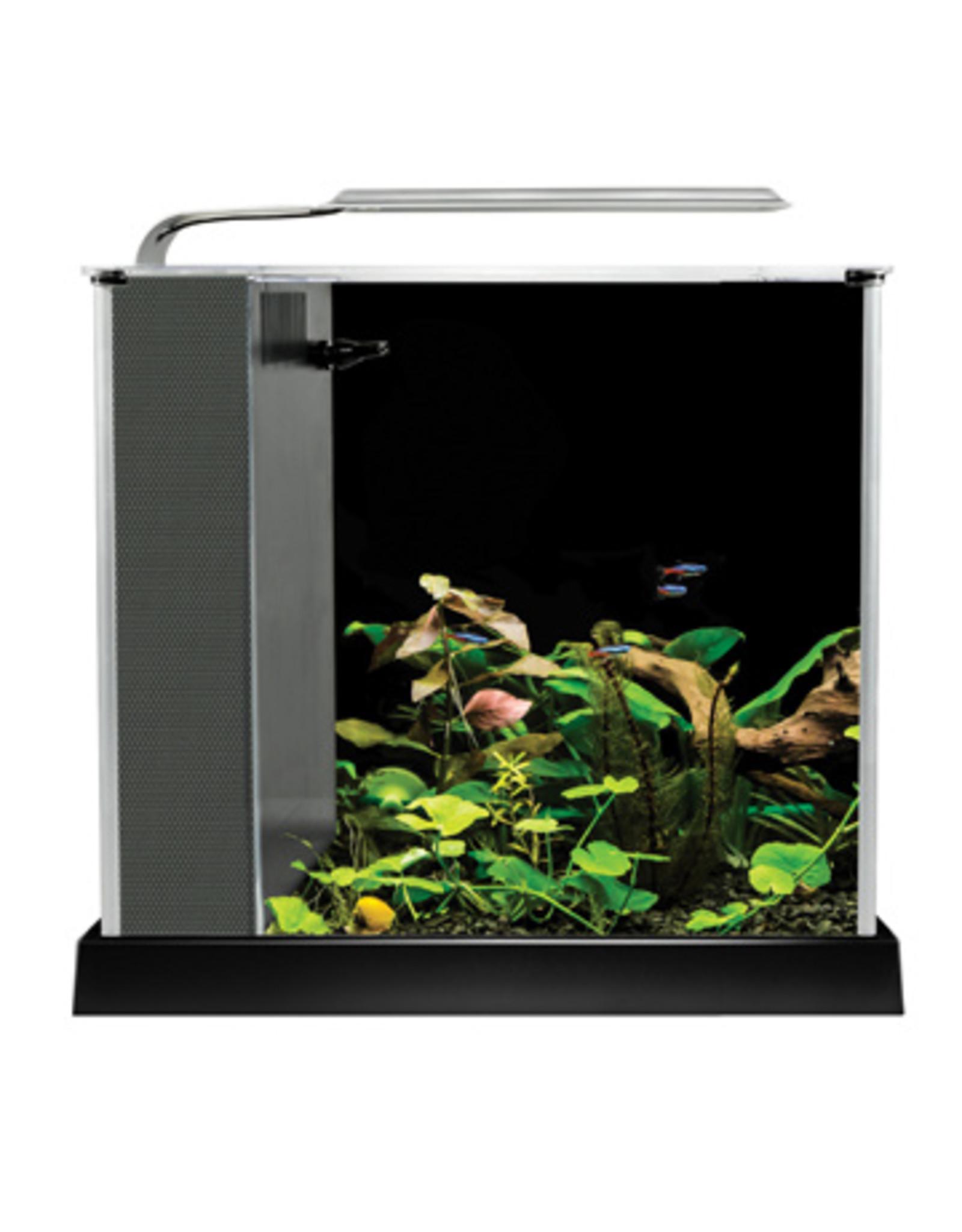 Fluval FLUVAL SPEC Black Glass Aquarium 2.6Gal (10L)