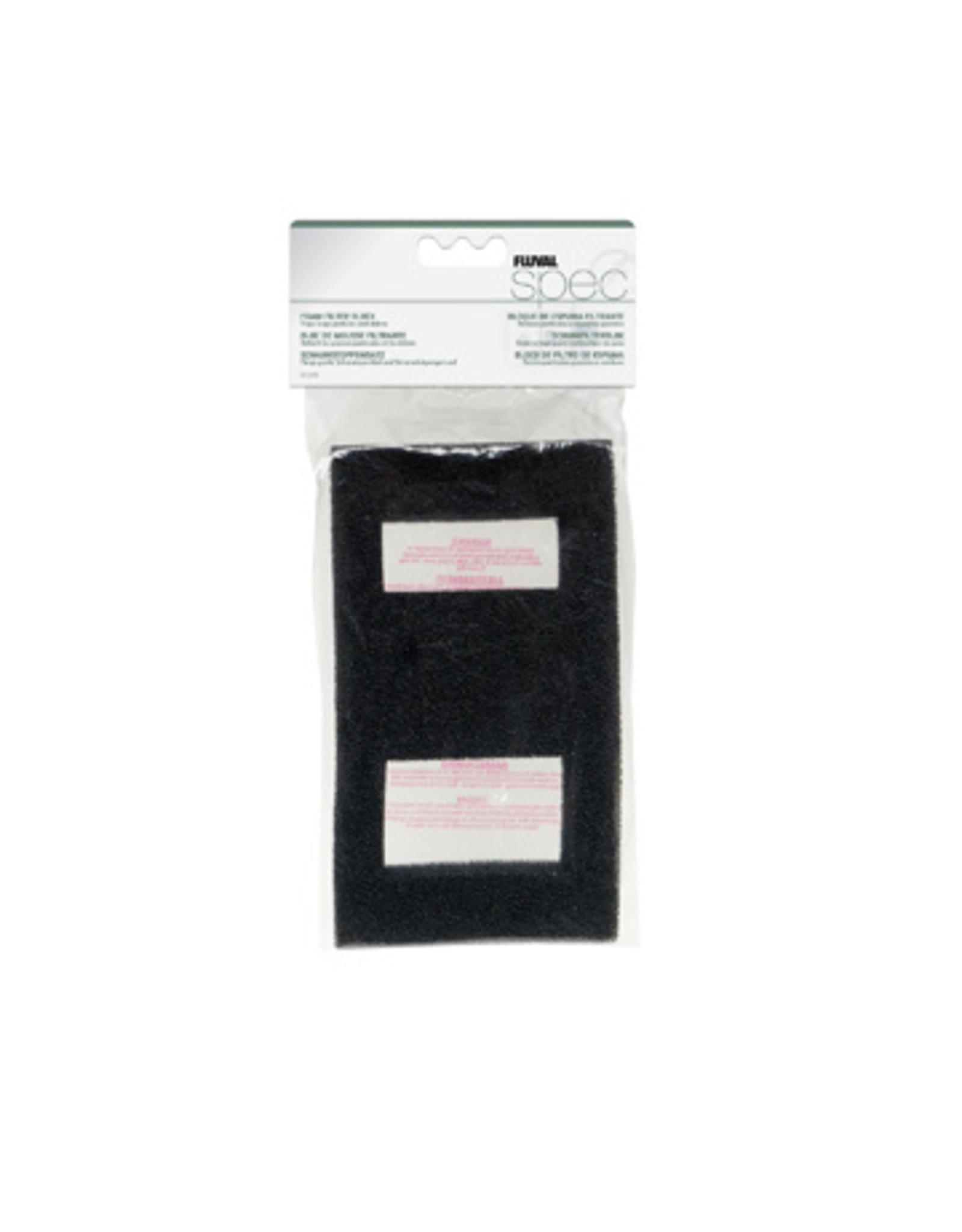 Fluval FLUVAL SPEC, EVO, FLEX Black Foam Filter Insert