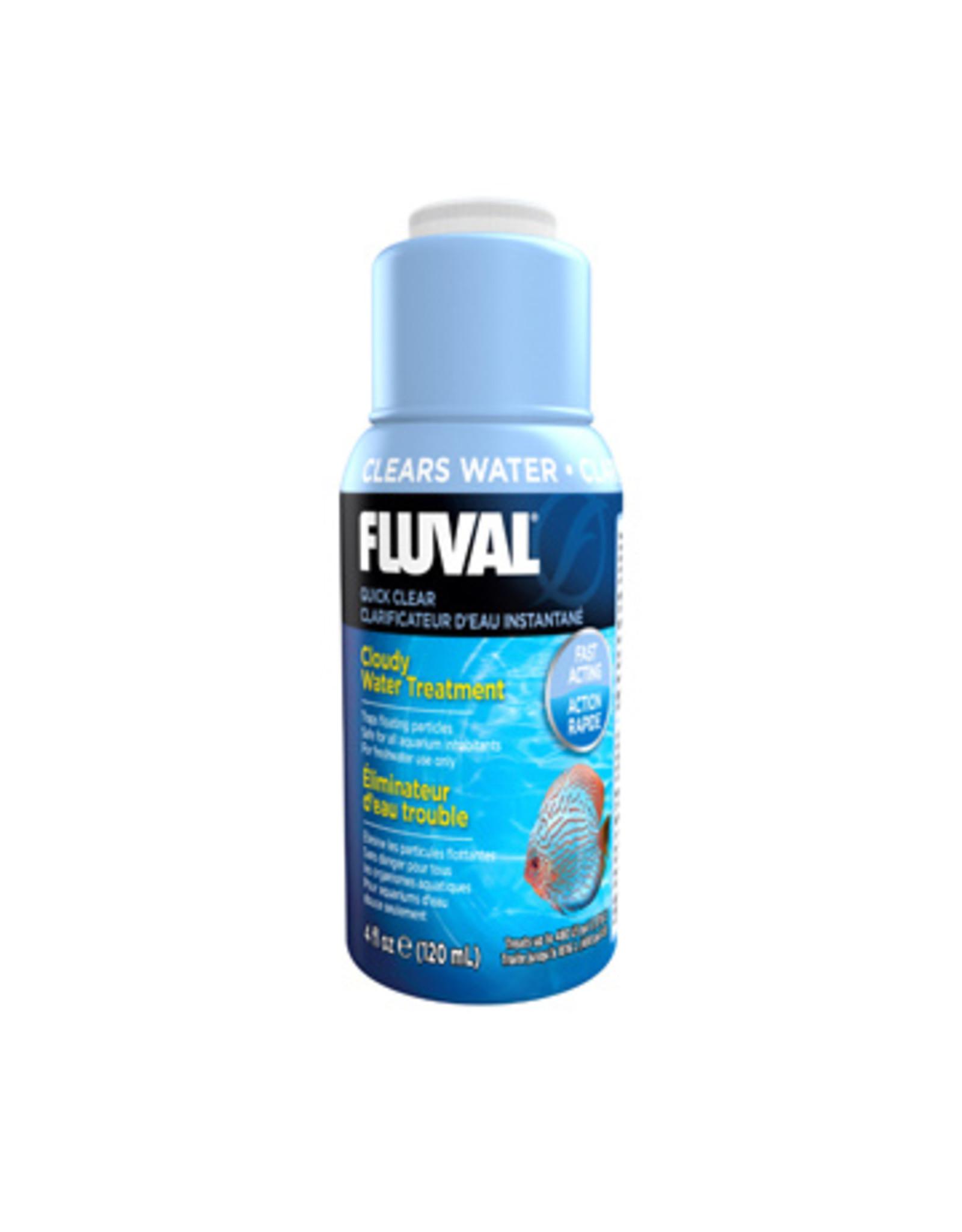 Fluval FLUVAL Quick Clear 120mL