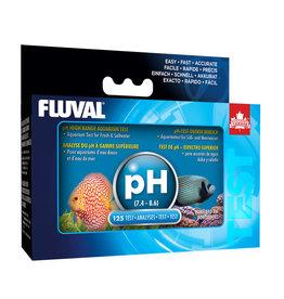 Fluval FLUVAL Ph High Range 125 Tests