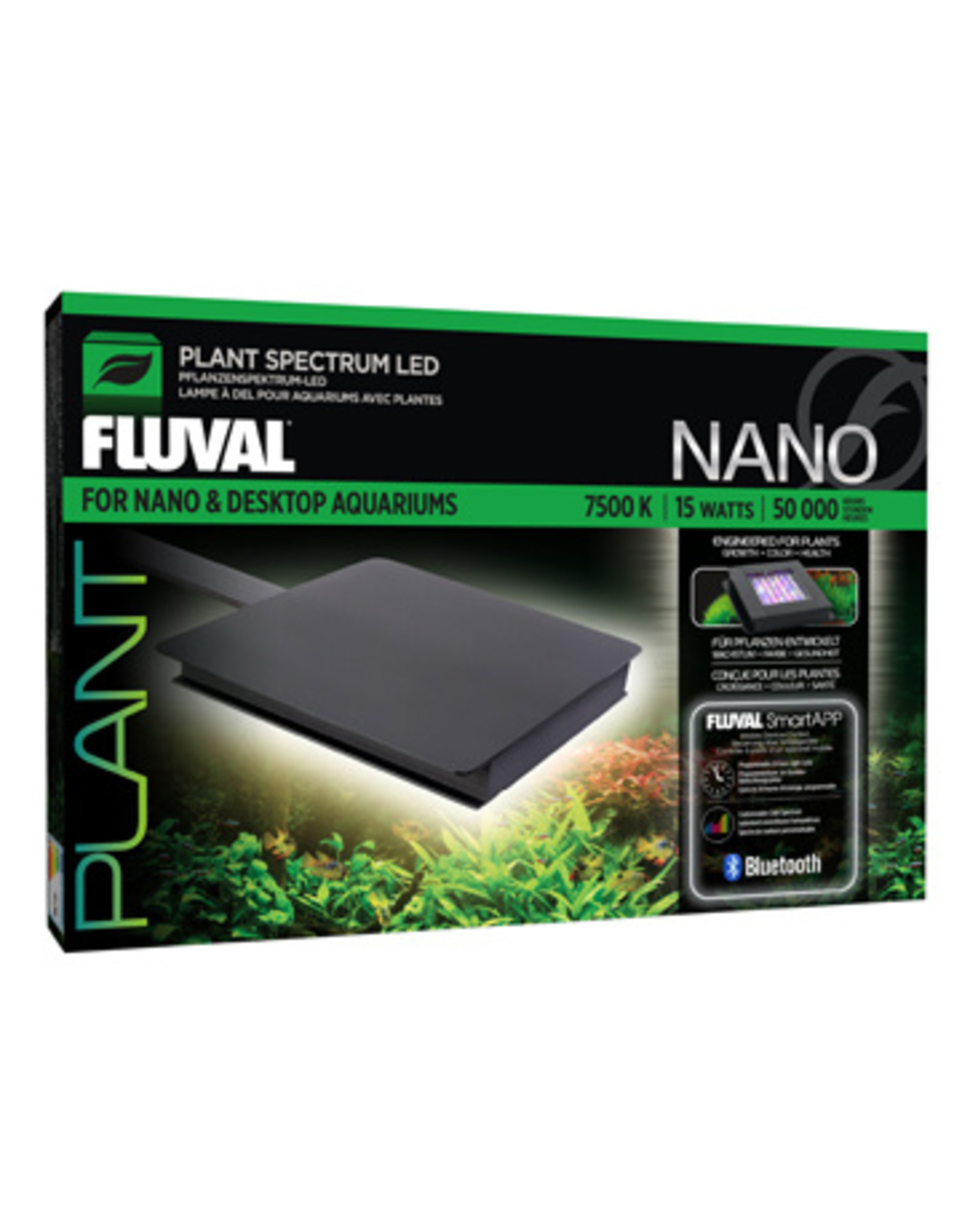 Fluval FLUVAL Nano Plant LED w/Bluetooth