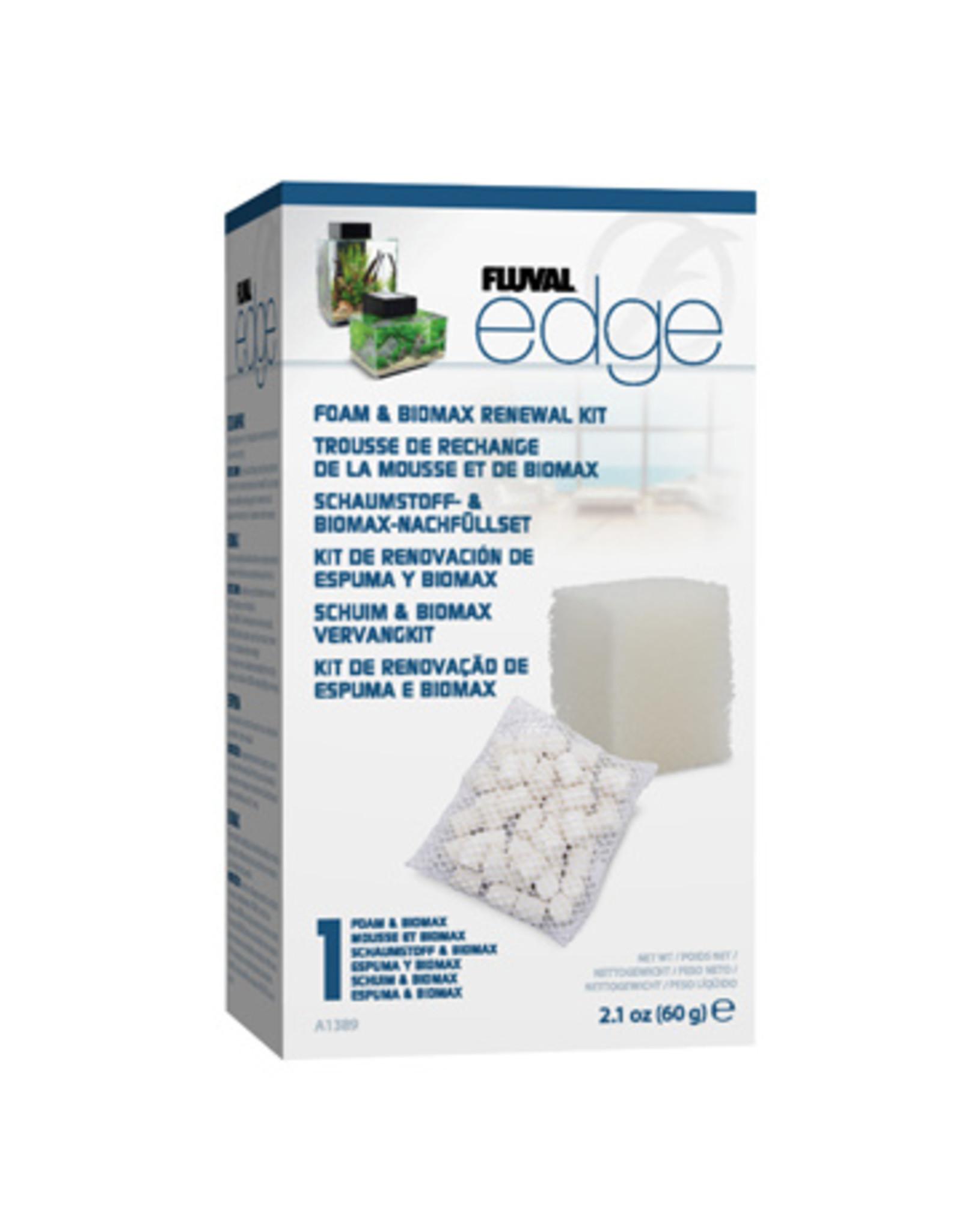 Fluval FLUVAL Edge Foam and Biomax Renewal Kit
