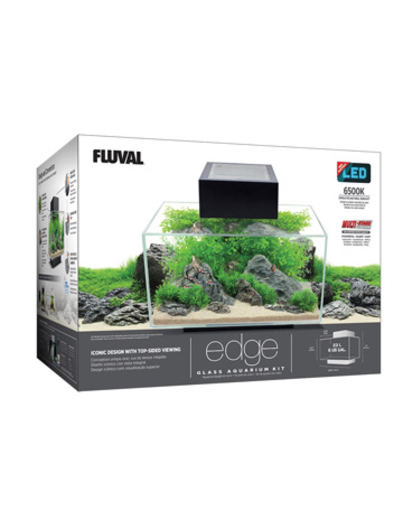 Fluval FLUVAL Edge Aquarium 2.0 Gloss Black