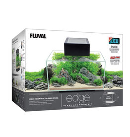Fluval FLUVAL Edge Aquarium 2.0 Gloss Black