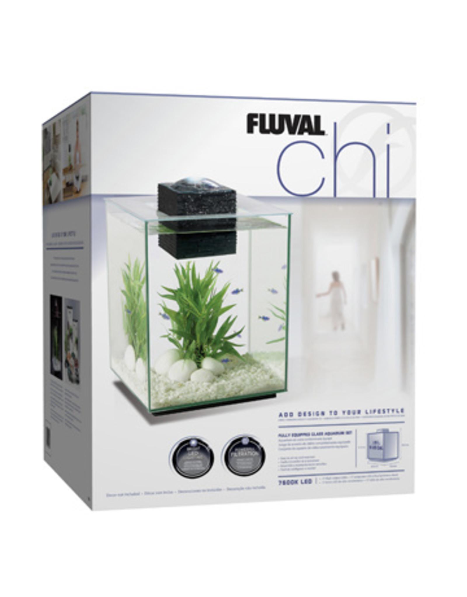 Fluval FLUVAL Chi II Aquarium Kit 5Gal (19L)