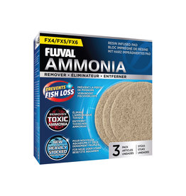 Fluval FLUVAL Ammonia Remover Refill 3 Pack FX
