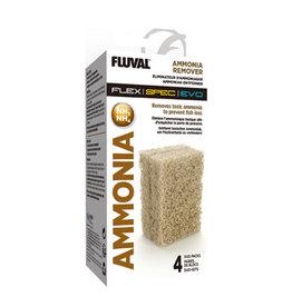 Fluval FLUVAL Ammonia Remover Flex/Spec/Evo 4 x Duo Pack