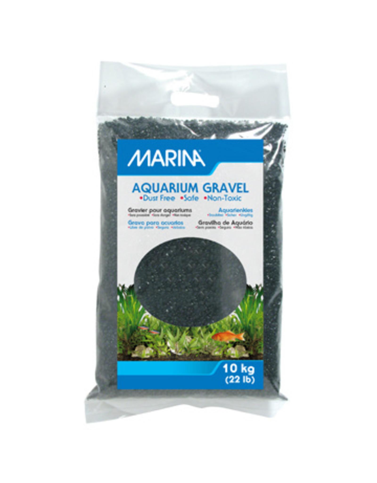 Marina MARINA Aquarium Gravel Black