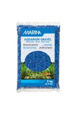 Marina MARINA Aquarium Gravel Blue Tone-On-Tone