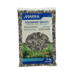 Marina MARINA Aquarium Gravel Grey Tones