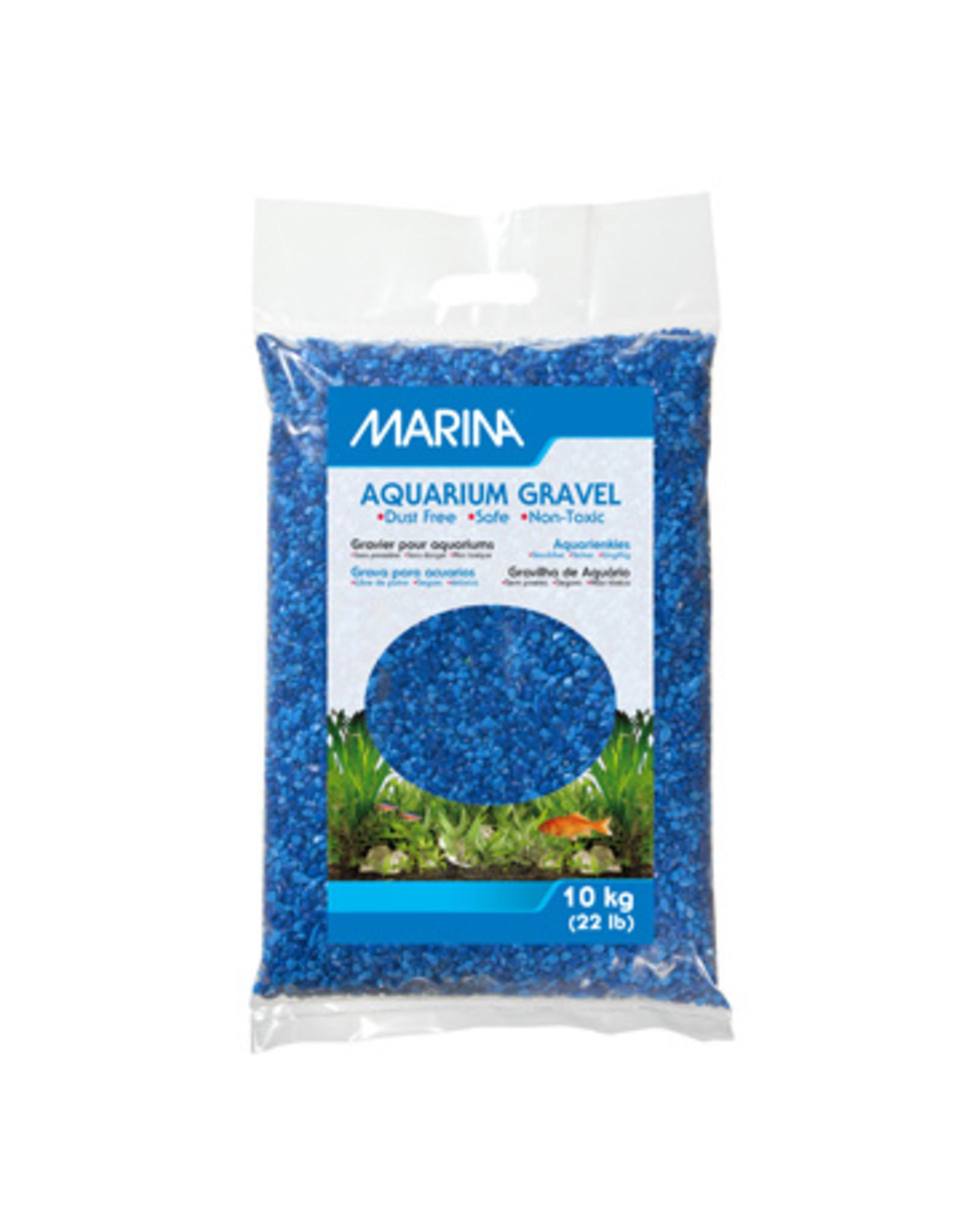 Marina MARINA Aquarium Gravel Blue