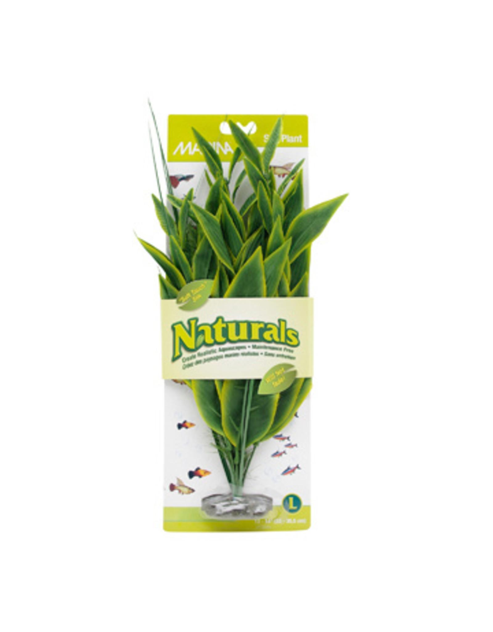 Marina MARINA Natural Green Dracena Silk Plant Large