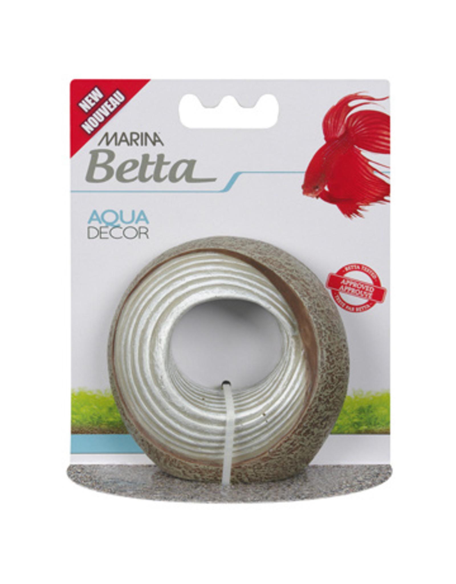 Marina MARINA Betta Ornament Stone Shell