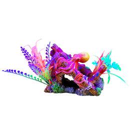 """Marina MARINA iGlo Ship's Bow with Octopus and Plants, 4"""""""