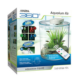 Marina MARINA LED Aquarium Kit 2.65G (360°)