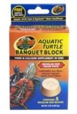 Zoo Med ZOO MED Aquatic Turtle Banquet Block 0.5oz