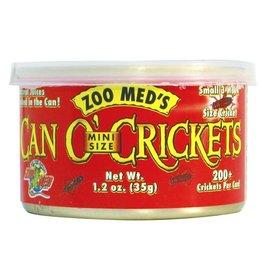 Zoo Med ZOO MED Can O Crickets 3 weeks 1.2oz