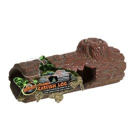 Zoo Med ZOO MED Catfish Ceramic Log Small Sinking