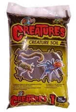 Zoo Med ZOO MED Creature Soil Loose Soil Blend 1qt