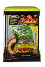 Zoo Med ZOO MED Creatures Habitat Kit 3 gallon 8.5 inch x 8
