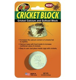 Zoo Med ZOO MED Cricket Block Gut Load