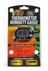 Zoo Med ZOO MED Digital Thermometer/Hygrometer with Temperature and Humidity Guage