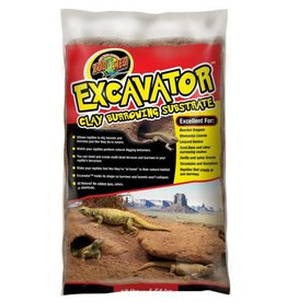 Zoo Med ZOO MED Excavator Clay Burrowing Substrate
