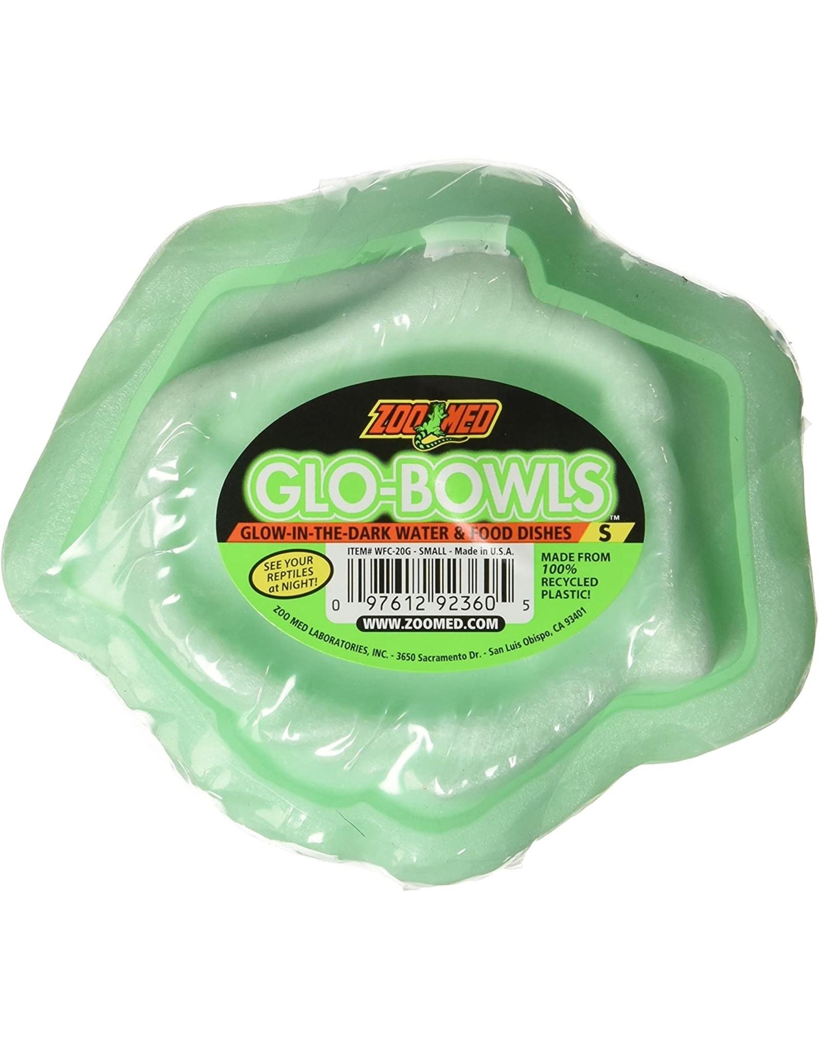 Zoo Med ZOO MED Glow-Bowls Water & Food Dish