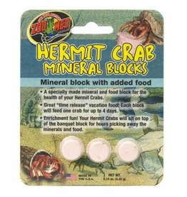 Zoo Med ZOO MED Hermit Crab Mineral Block 0.15oz