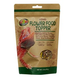 Zoo Med ZOO MED Lizard Flower Blend Food Topper